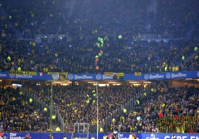 13. Spieltag | HSV - BVB