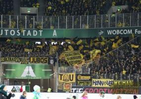 15. Spieltag | Wolfsburg - BVB