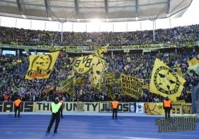 20. Spieltag | Hertha BSC - BVB