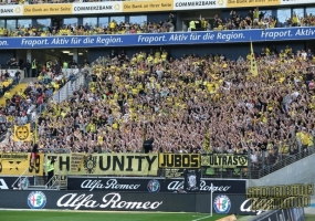 33. Spieltag | Frankfurt - BVB